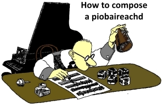 Piobaireached composer